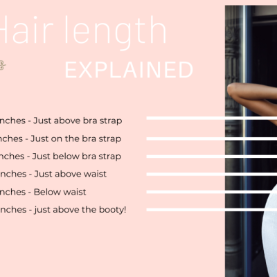 What length hair should i get for hair extensions
